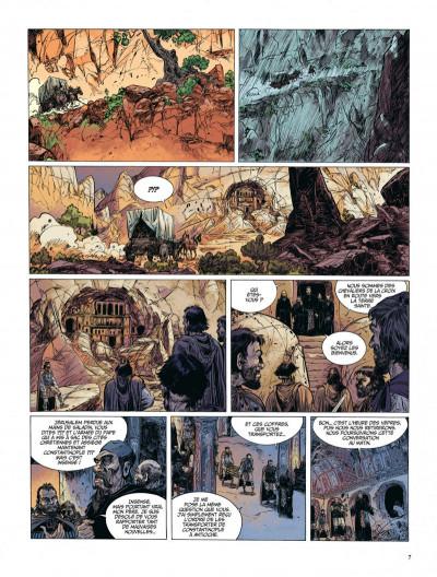 Page 7 Le dernier Templier tome 5