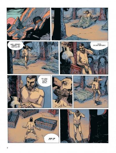 Page 8 Le dernier Templier tome 5