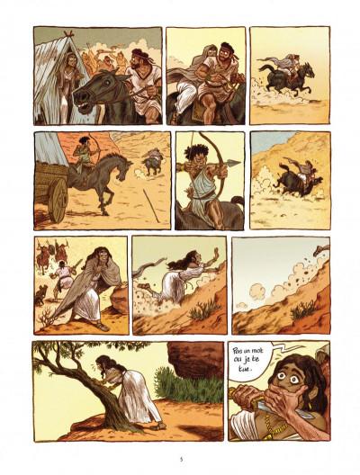 Page 5 Les voleurs de Carthage tome 1 - le serment du Tophet