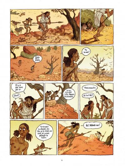 Page 6 Les voleurs de Carthage tome 1 - le serment du Tophet