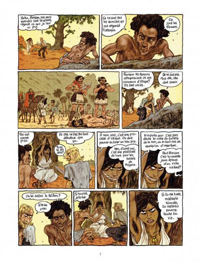 Page 7 Les voleurs de Carthage tome 1 - le serment du Tophet