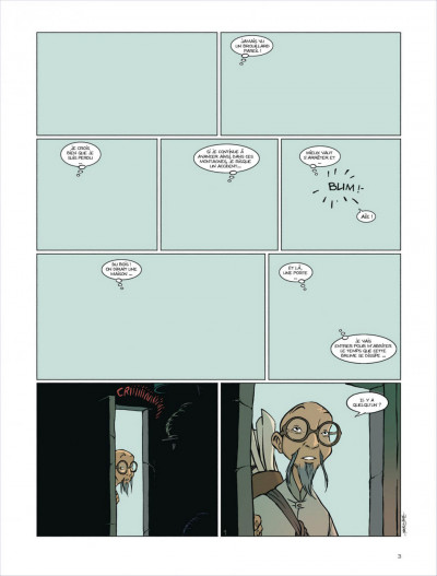 Page 2 les enfants de l'ombre ; une aventure en pays Miao