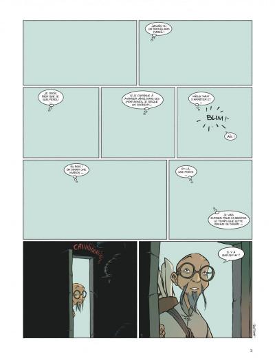 Page 3 les enfants de l'ombre ; une aventure en pays Miao