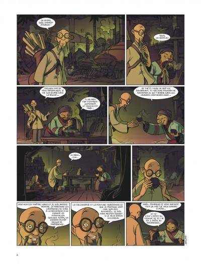 Page 4 les enfants de l'ombre ; une aventure en pays Miao