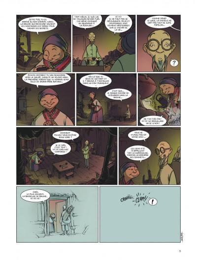 Page 5 les enfants de l'ombre ; une aventure en pays Miao