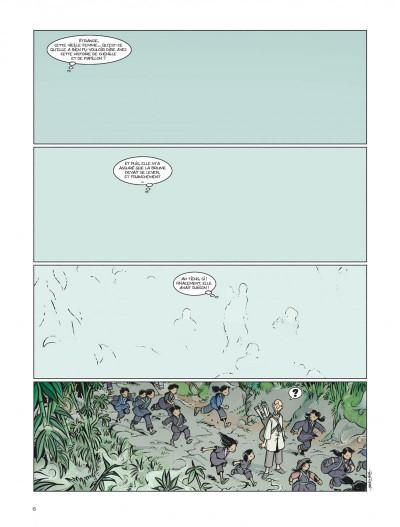 Page 6 les enfants de l'ombre ; une aventure en pays Miao