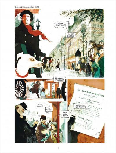 Page 5 La colère de Fantômas tome 1