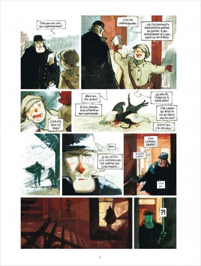 Page 6 La colère de Fantômas tome 1