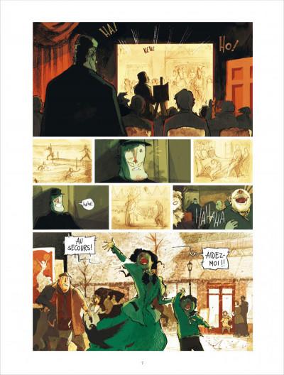 Page 7 La colère de Fantômas tome 1