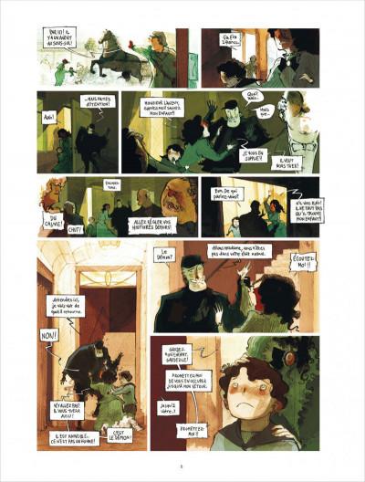 Page 8 La colère de Fantômas tome 1