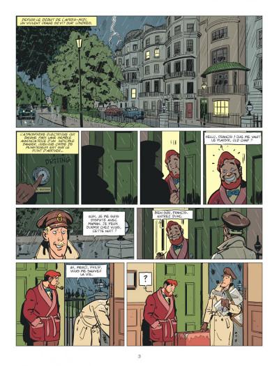 Page 3 Les aventures de philip et francis tome 3 - sos météo