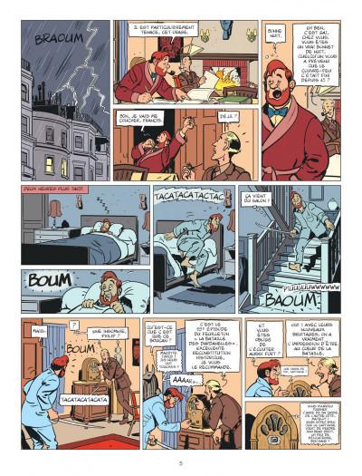 Page 5 Les aventures de philip et francis tome 3 - sos météo