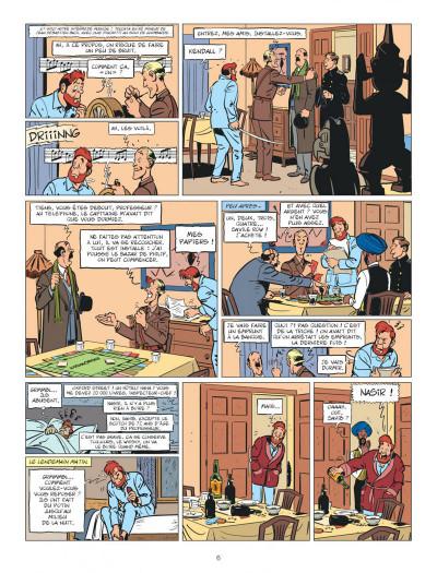 Page 6 Les aventures de philip et francis tome 3 - sos météo