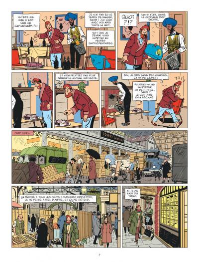 Page 7 Les aventures de philip et francis tome 3 - sos météo