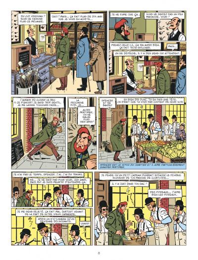 Page 8 Les aventures de philip et francis tome 3 - sos météo