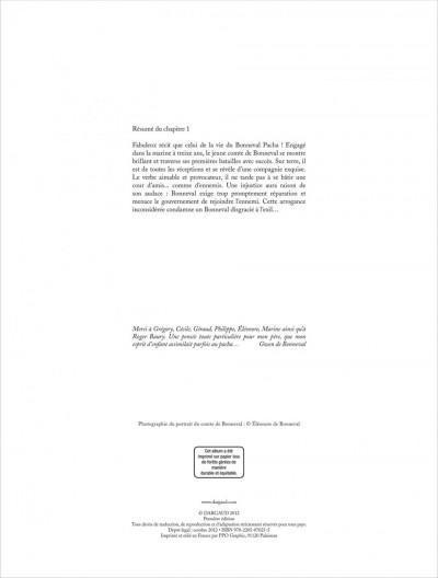 Page 1 Bonneval pacha tome 2 - Le Renégat