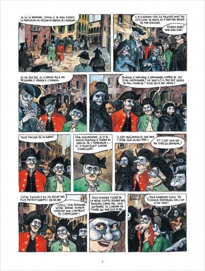 Page 4 Bonneval pacha tome 2 - Le Renégat