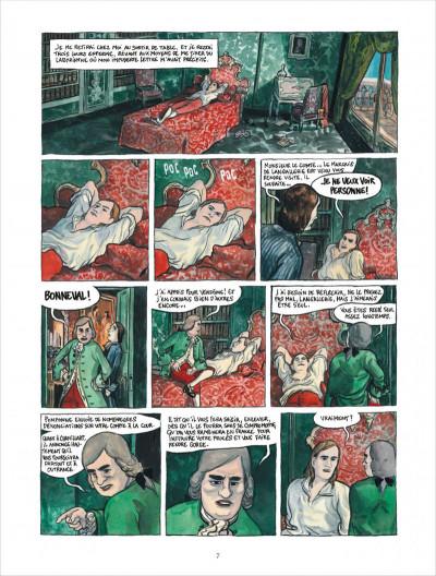 Page 7 Bonneval pacha tome 2 - Le Renégat