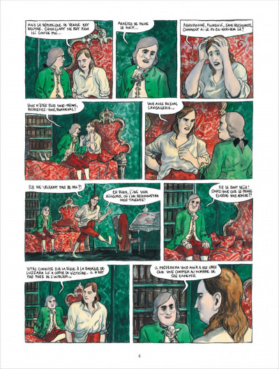 Page 8 Bonneval pacha tome 2 - Le Renégat