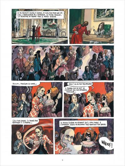 Page 9 Bonneval pacha tome 2 - Le Renégat