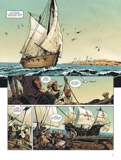 Page 3 Le nouveau monde tome 2