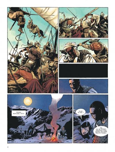 Page 4 Le nouveau monde tome 2