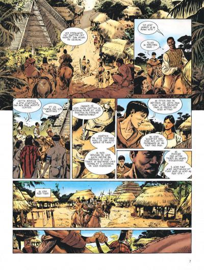 Page 7 Le nouveau monde tome 2