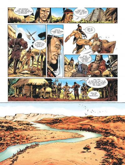 Page 8 Le nouveau monde tome 2