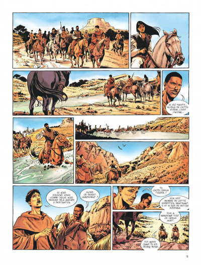 Page 9 Le nouveau monde tome 2
