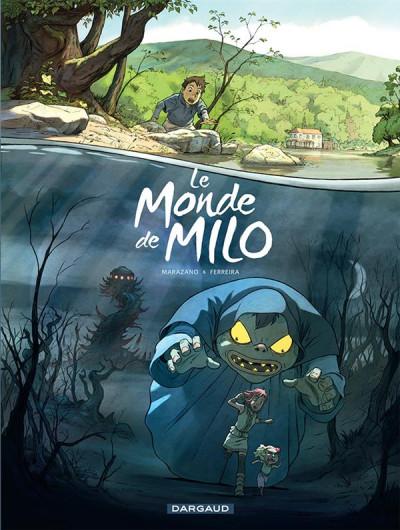 Couverture Le monde de Milo tome 1
