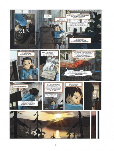 Page 6 Le monde de Milo tome 1