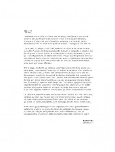 Page 3 La banque tome 1