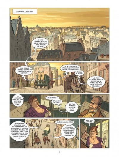 Page 5 La banque tome 1