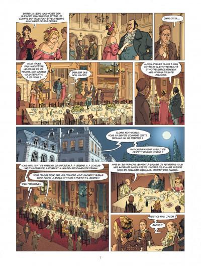 Page 7 La banque tome 1