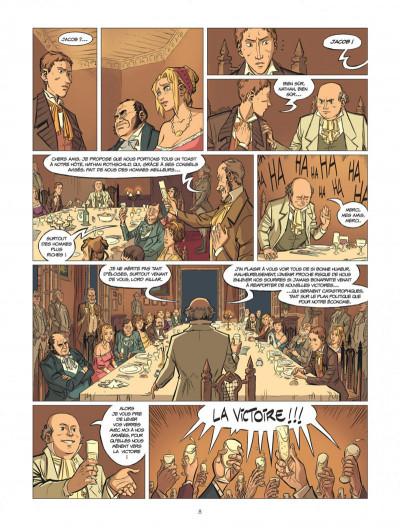 Page 8 La banque tome 1
