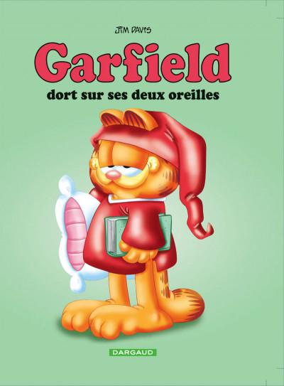 Couverture Garfield tome 18 - dort sur ses deux oreilles
