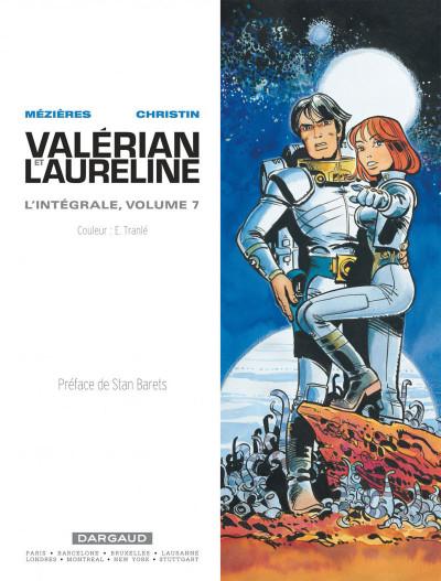 Page 3 Valérian et Laureline - intégrale tome 7