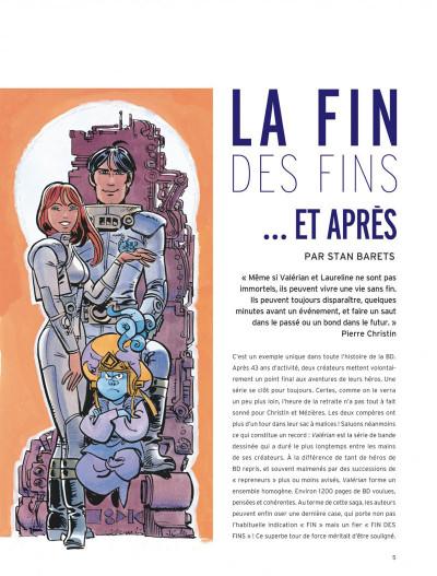 Page 5 Valérian et Laureline - intégrale tome 7