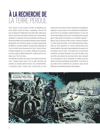 Page 6 Valérian et Laureline - intégrale tome 7