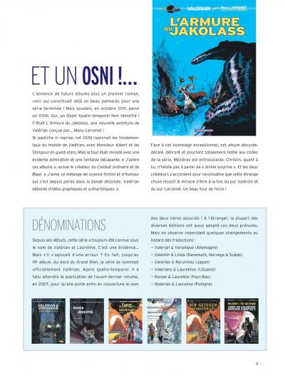 Page 9 Valérian et Laureline - intégrale tome 7