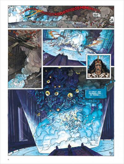 Page 6 Les chroniques de la lune noire - intégrale tome 1