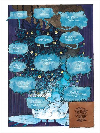 Page 7 Les chroniques de la lune noire - intégrale tome 1