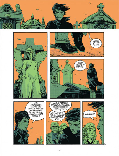 Page 4 cellule poison tome 5 - comptines
