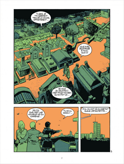 Page 7 cellule poison tome 5 - comptines