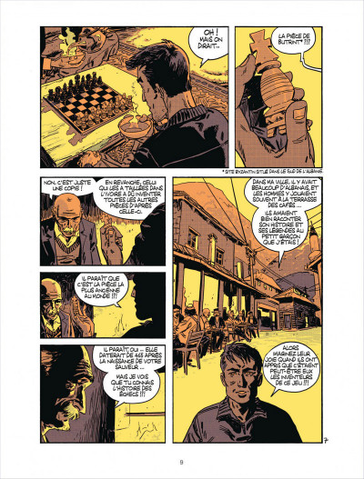 Page 9 cellule poison tome 5 - comptines