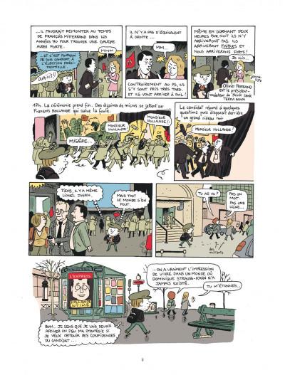 Page 7 campagne presidentielle ; 200 jours dans les pas de François Hollande
