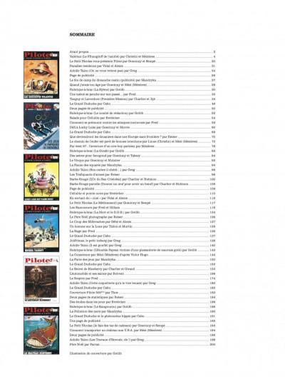 Page 2 les plus belles histoires de Pilote tome 1 - de 1960 à 1969