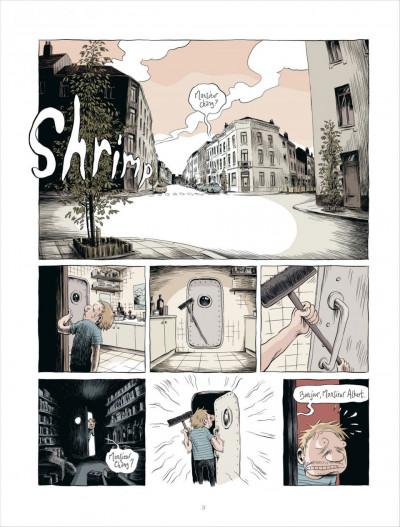 Page 2 shrimp tome 2 - la couleur de l'éternité