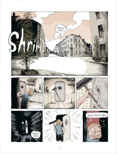 Page 3 shrimp tome 2 - la couleur de l'éternité
