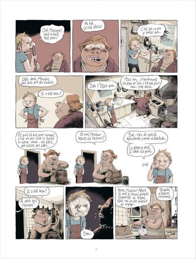 Page 4 shrimp tome 2 - la couleur de l'éternité